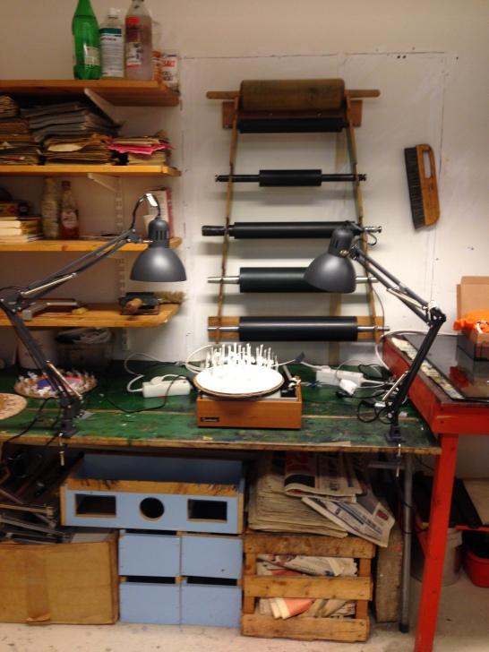 Örnskldsviks kollektiva konstnärsverkstad